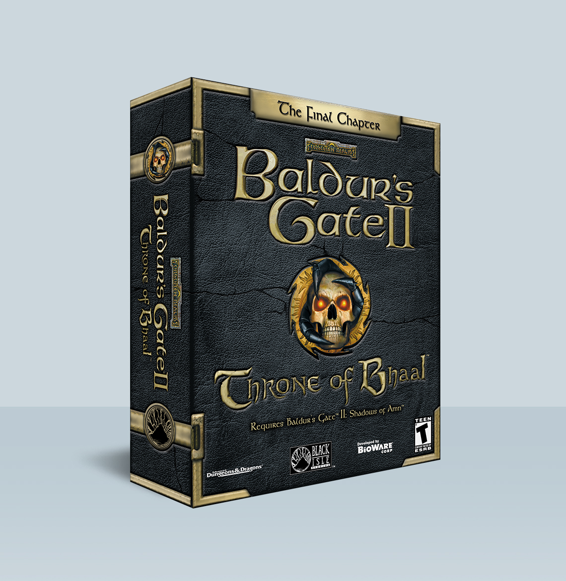 Baldur's Gate II: Throne of Bhaal Package